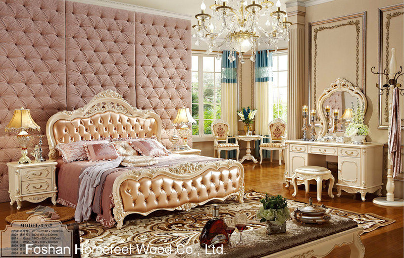 Wooden Bedroom Set, Best Quality Bedroom Furniture