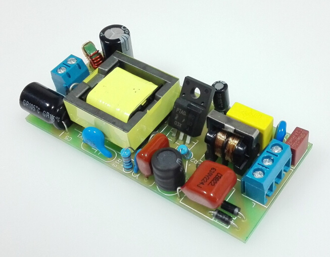 20W 600mA Isolated LED Power Supply with 0.95 Pfc and CE/EMC
