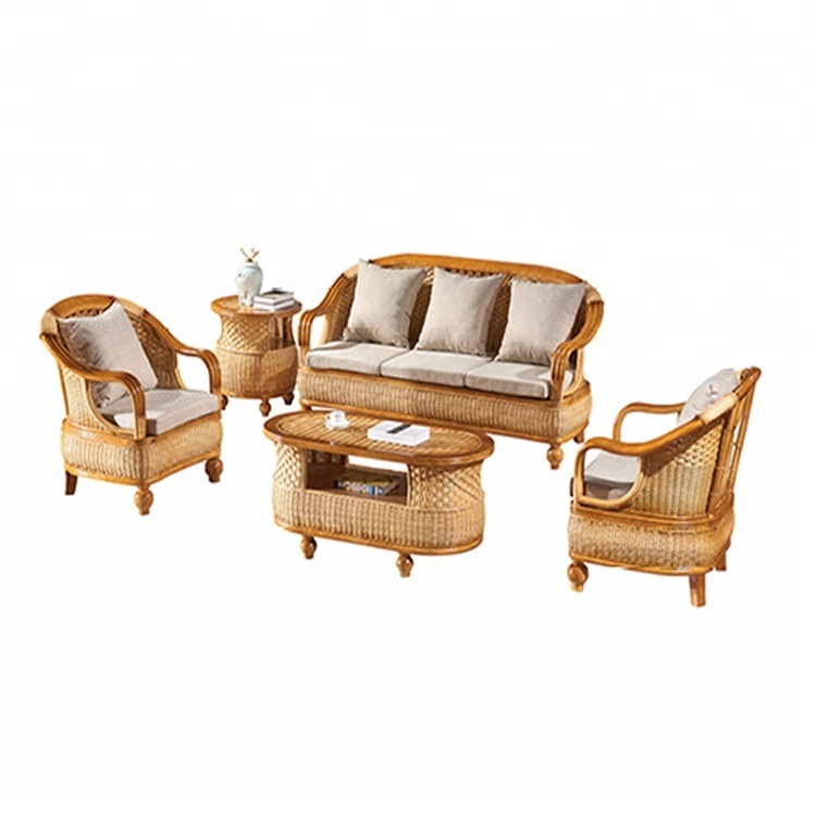 Pleasing Hot Item New Style Comfortable Sofa Bed Living Room Cane Furniture Spiritservingveterans Wood Chair Design Ideas Spiritservingveteransorg