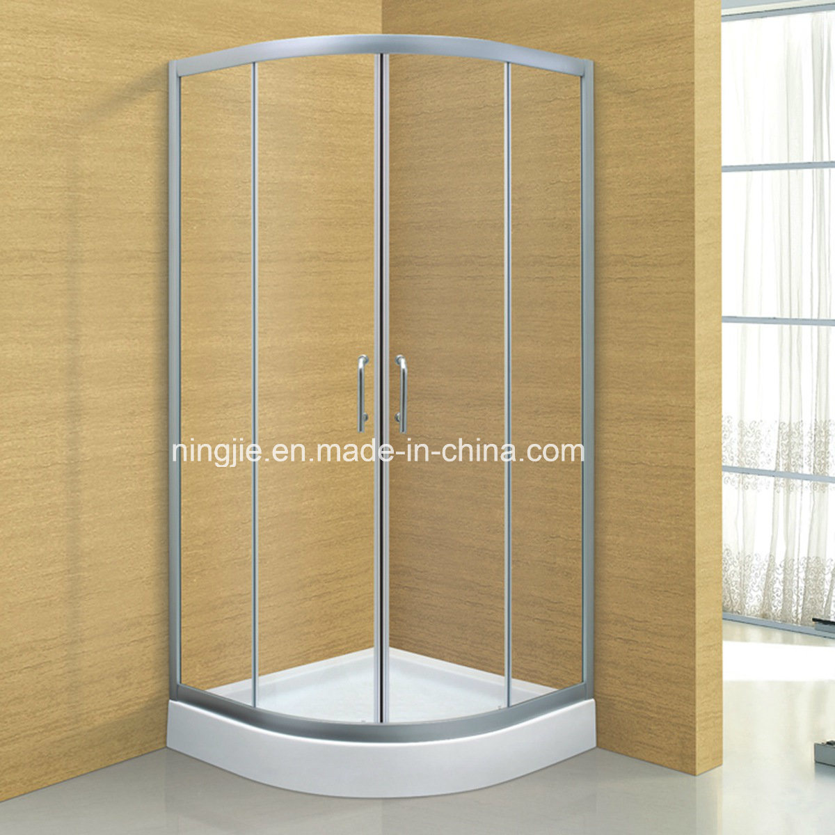 China Acrylic Simple Shower Cabin, Acrylic Simple Shower Cabin ...
