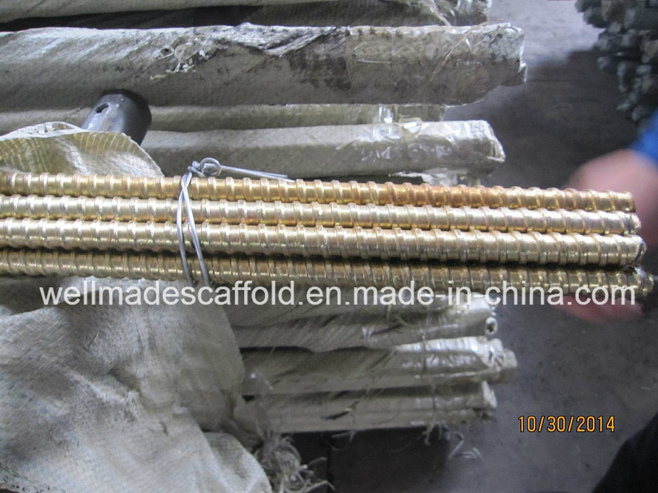Formwork Dywidag Shuttering Concrete Forming Steel Tie Rods