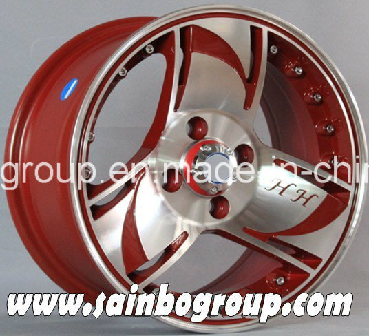 2017 New 15inch 16inch 17inch Aftermarker Alloy Wheel