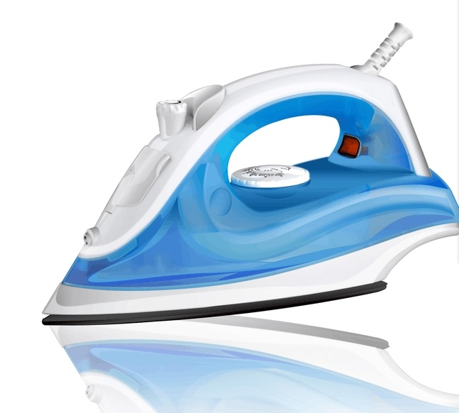 GS Approved Steam Iron (T-607C)