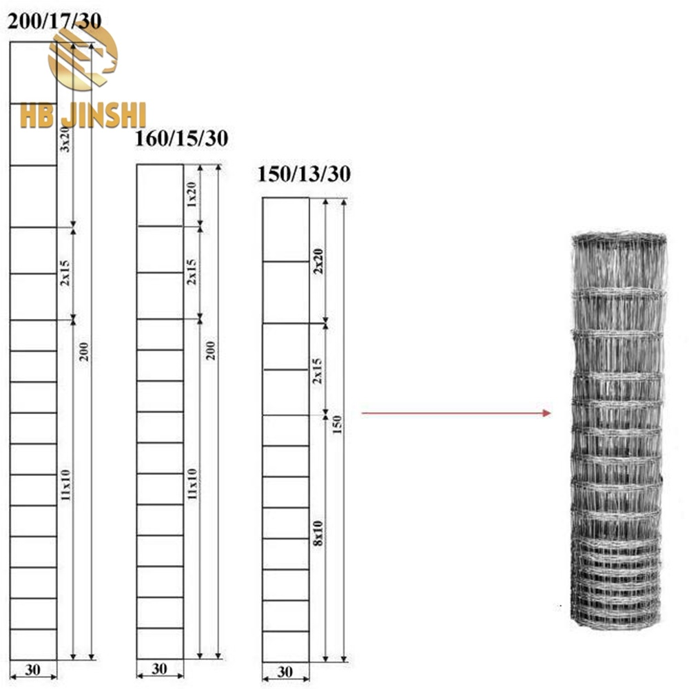 China 47 Inch Low Carbon Steel Sheep Wire Mesh Fence For Farm 2x15 Wiring Diagram Field
