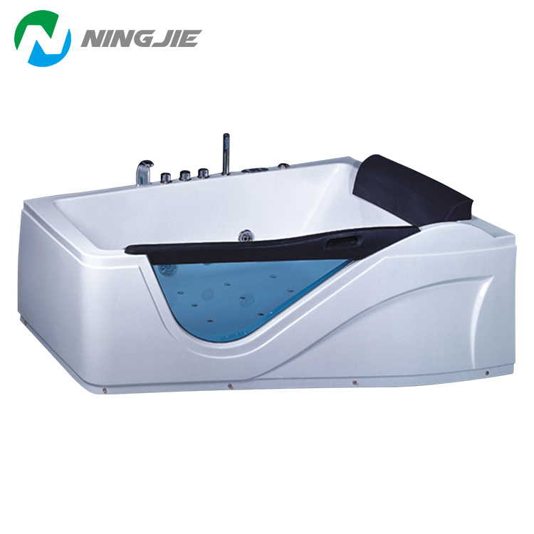 China Hotal Massage Hot Tub Bathtub Indoor Whirlpool Bath Tub (509 ...