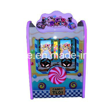 Kids Candy Racing Car Amusemnt Arcade Video Game Machine pictures & photos