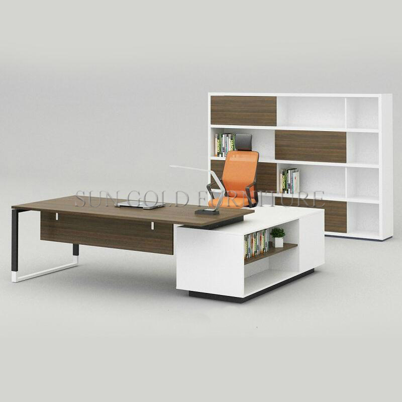 Luxury Executive Office Table Specifications Boss Furniture Set Sz Od477