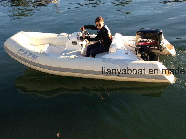 [Hot Item] Liya 3 8m China Rigid Inflatable Boat Rib Boats for Sale
