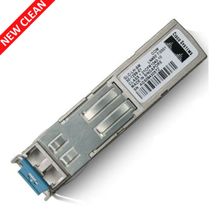 Lot of 4 Brand New Sealed CISCO G-DATA GLC-SX-MM 1000BASE-SX Transceiver Module