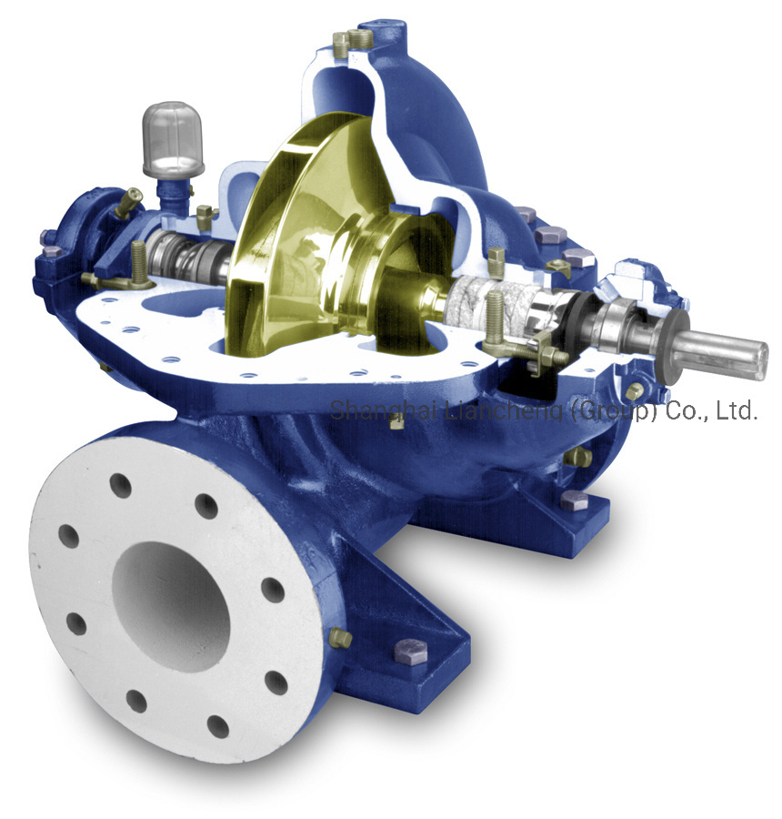 Split Casing Centrifugal Water Pump pictures & photos