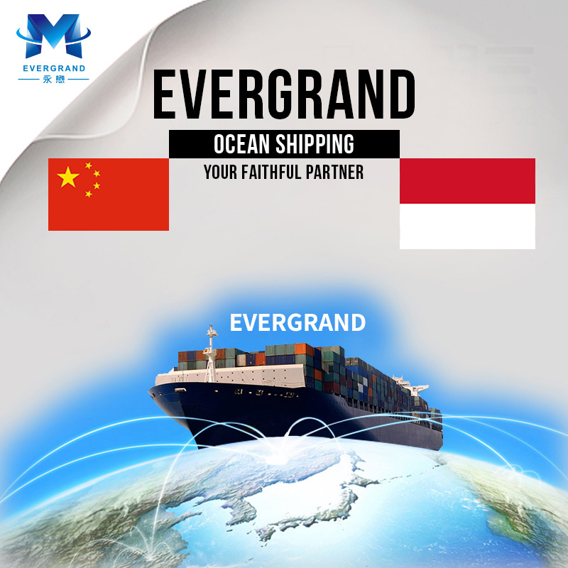 Professional Sea Freight Shipping Service From China to Indonesia/Jakarta/Surabaya pictures & photos
