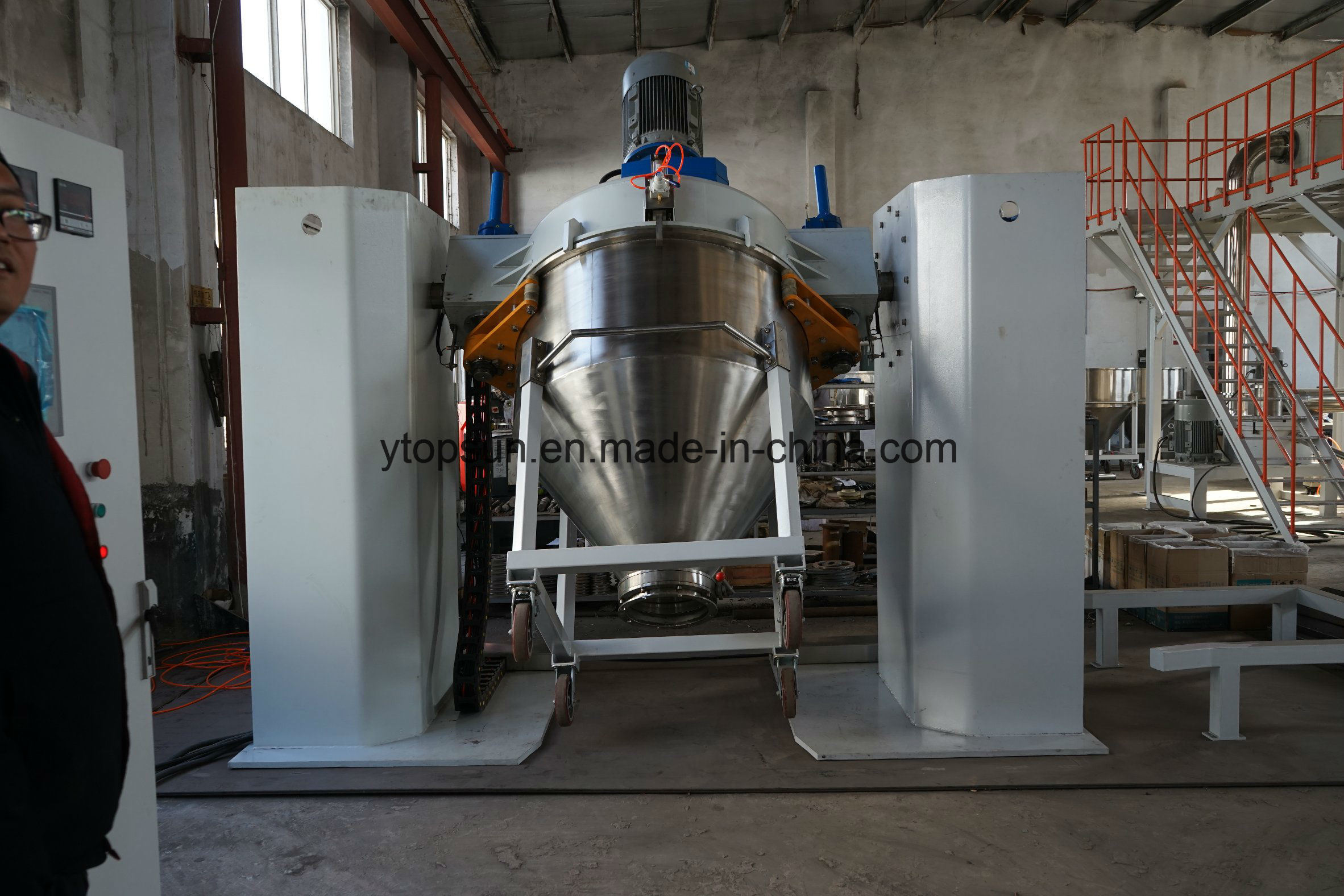 New Style Container Mixer for Powder Coating pictures & photos