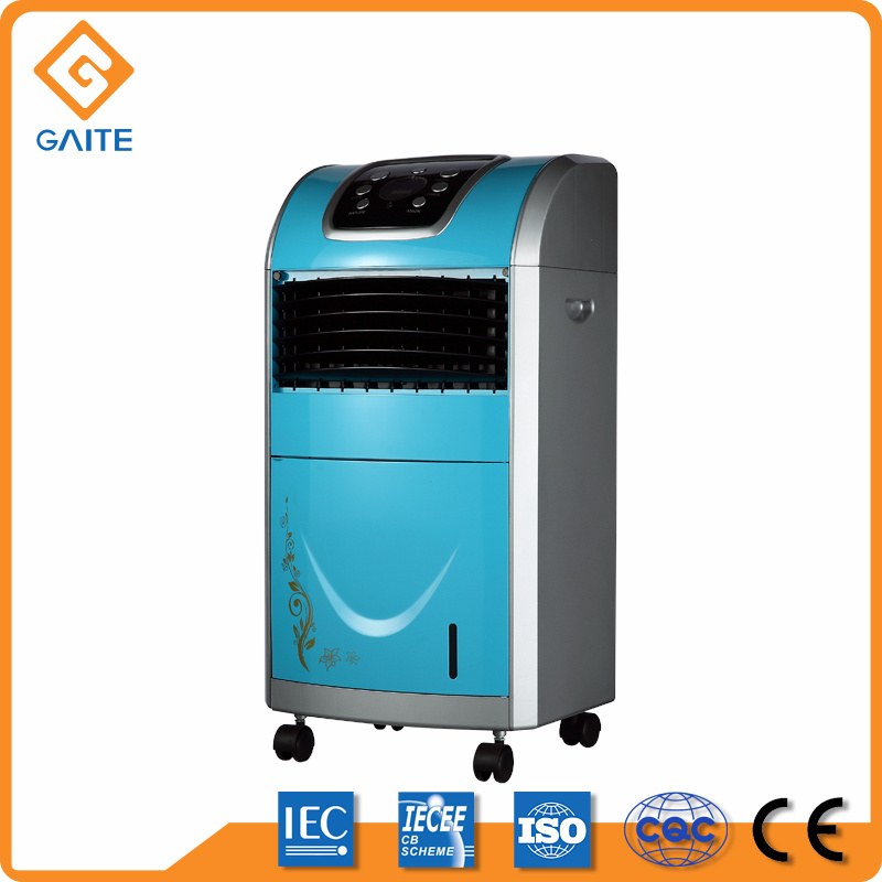 220-240V 50Hz Classical Style Stable Quality Summer Fan Water Based Cooler Air Cooler Lfs-701A pictures & photos