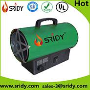10KW Gas Heater Industrial Workshop Space Fire Heater Propane//LPG Electric NEW