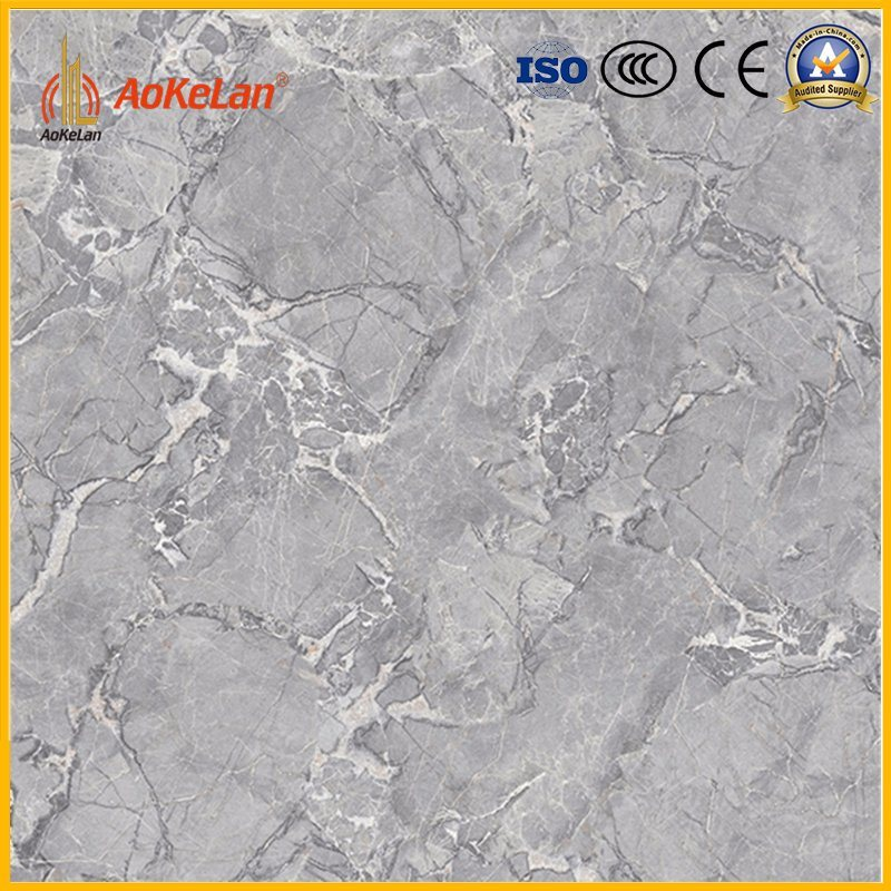 600X600mm Marble Copy Glazed Polished Tile with 3D-Inkjet Design pictures & photos