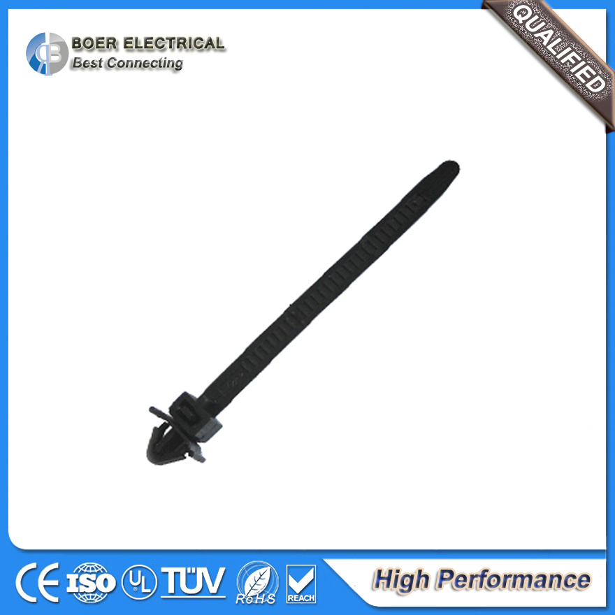 China Automotive Wire Harness Solution Nylon Cable Ties Photos ...