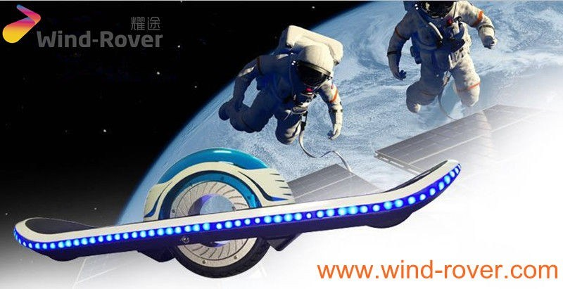 [Hot Item] Wind Rover One Wheel Scooter Boosted Electric Skateboard