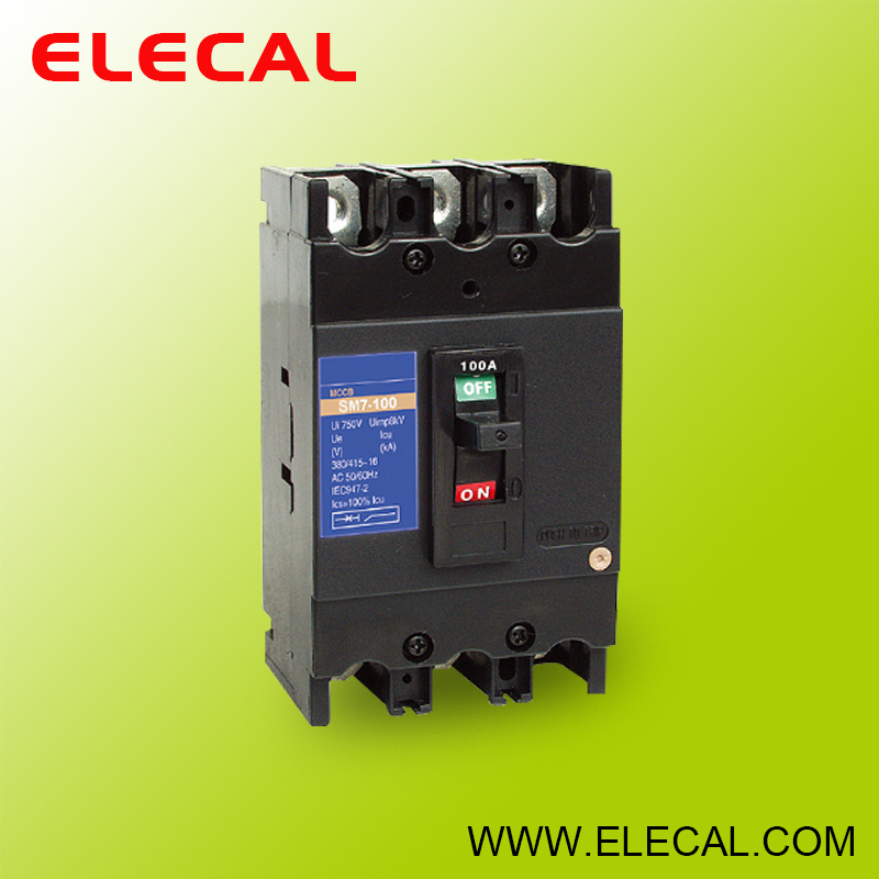 Elecal Moulded Case Circuit Breaker