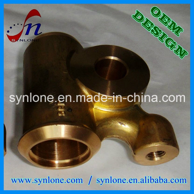 Zinc Alloy Machining Valve Fitting pictures & photos