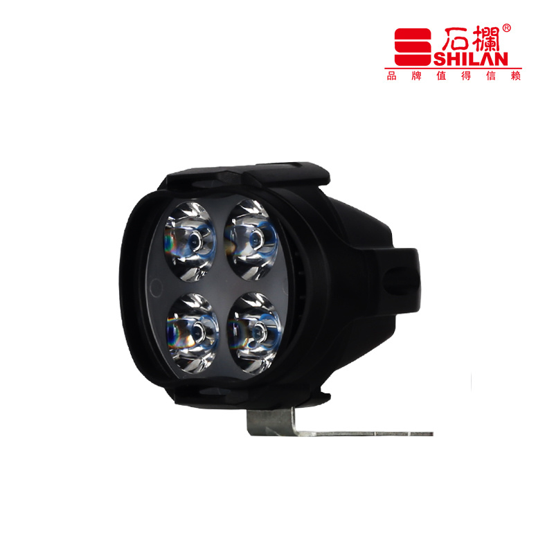 1000lm Motorcycle with Convex Lens LED Headlight 10W DC8-85V pictures & photos