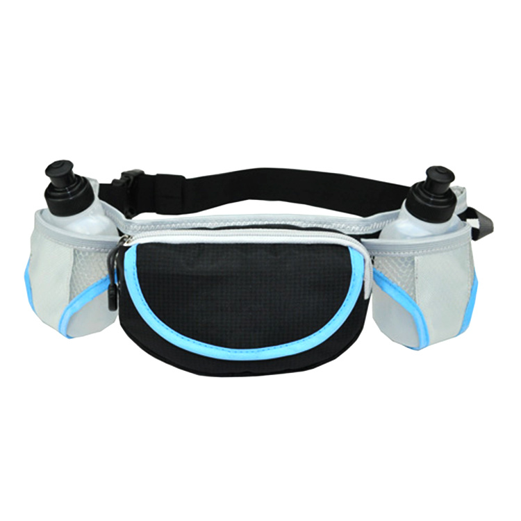 Nylon Hydration Waist Pack Fitness Running Belt Without Water Bottle pictures & photos