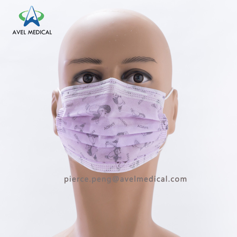 And Light 3-ply Mask Dust-proof Face Fog-proof Haze hot Children Non-woven Item Disposable Breathable