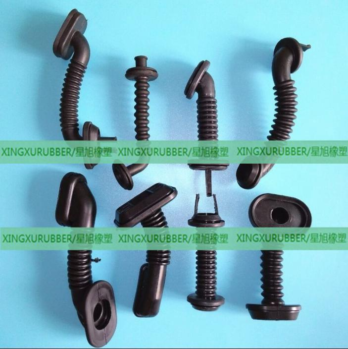 China Automotive EPDM Rubber Door Cable Grommet - China Rubber Cable ...