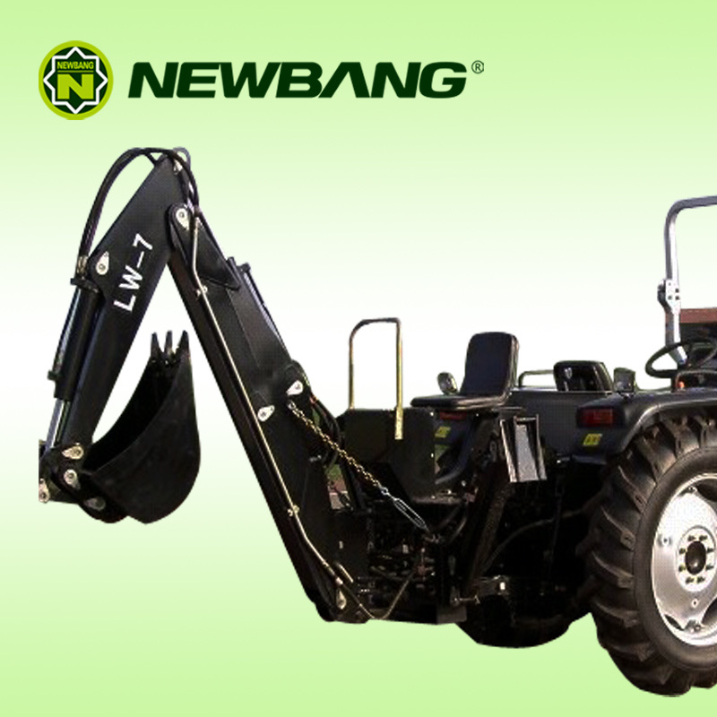 Backhoe (LW Series) for Tractor with Cecertification