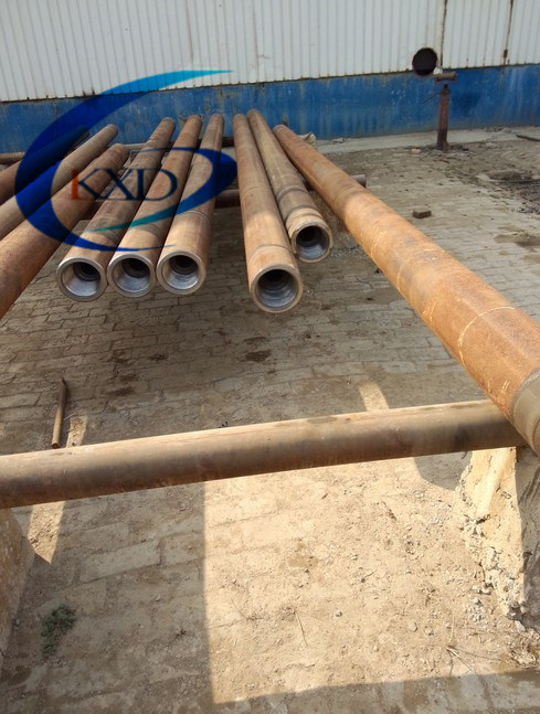 Second Hand 4 3/4′′ Drill Collar for Water Well Drilling pictures & photos