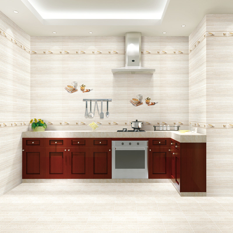[Hot Item] 300X600mm High Glossy Kitchen Ceramic Wall Tile (1LP26401)