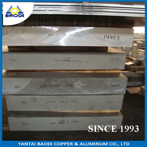 Aluminium Mould Plate pictures & photos
