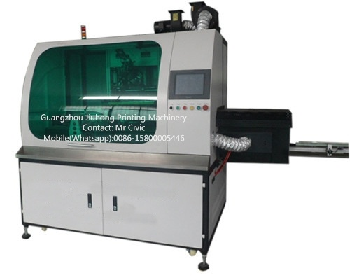3D Screen Printing Machine for Bottle Jar Tube
