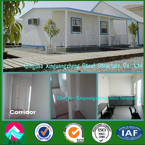 Prefabricated Steel Structure House pictures & photos