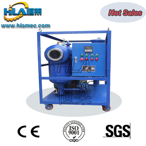 Single Stage Vacuum Insulating Oil Purification Machine pictures & photos