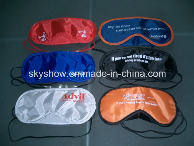 Printed Eye Mask with Custom Logo