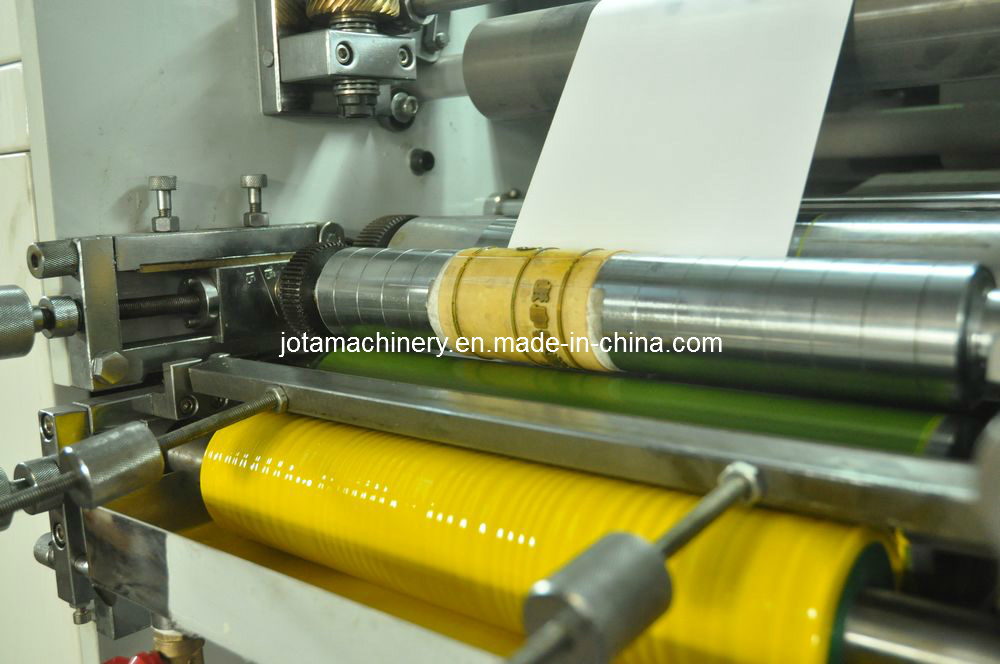 Automatic Label Flexo Printing Machine (JT-FPT-320) pictures & photos