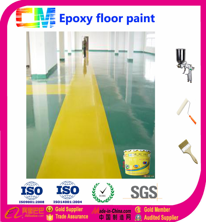 3dfa9bb26e2a5 China Liquid Epoxy Resin Flooring Paint for Parking Lot - China ...