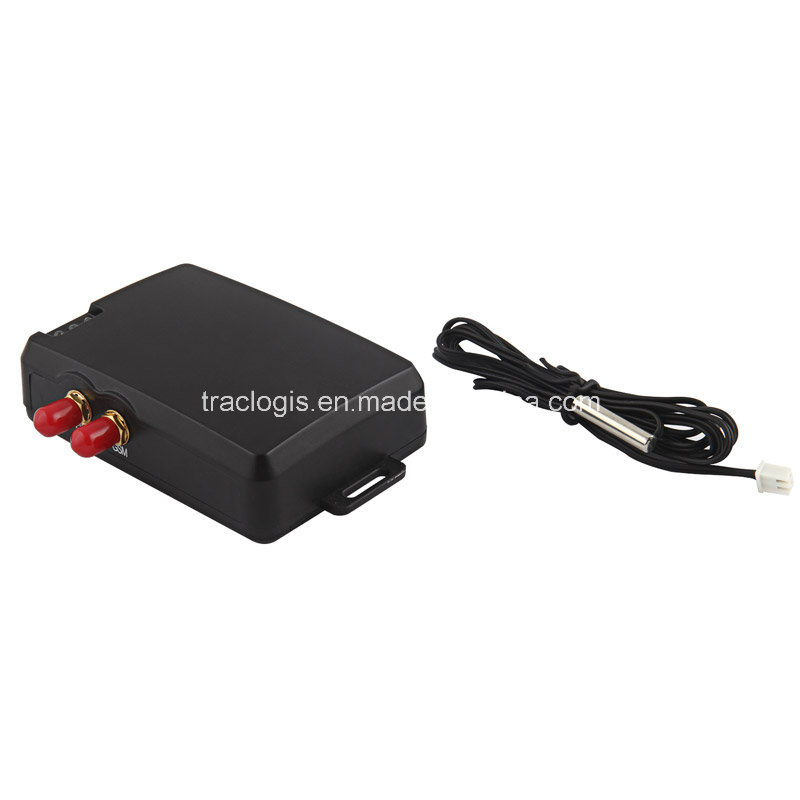 Car GPS Tracker with Temperature Monitoring