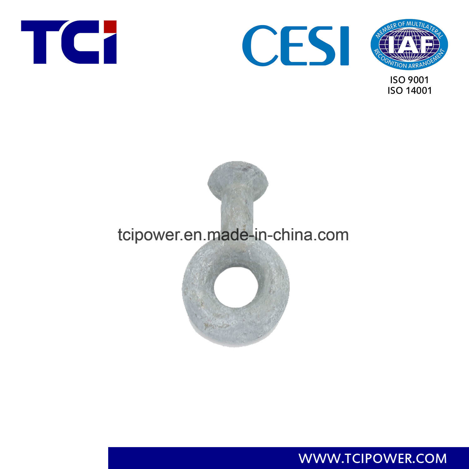 China Y Clevis Eye, Y Clevis Eye Manufacturers, Suppliers | Made-in ...