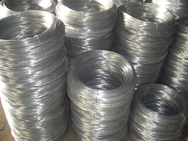 Low Carbon Steel Hot Dipped Galvanized Wire pictures & photos