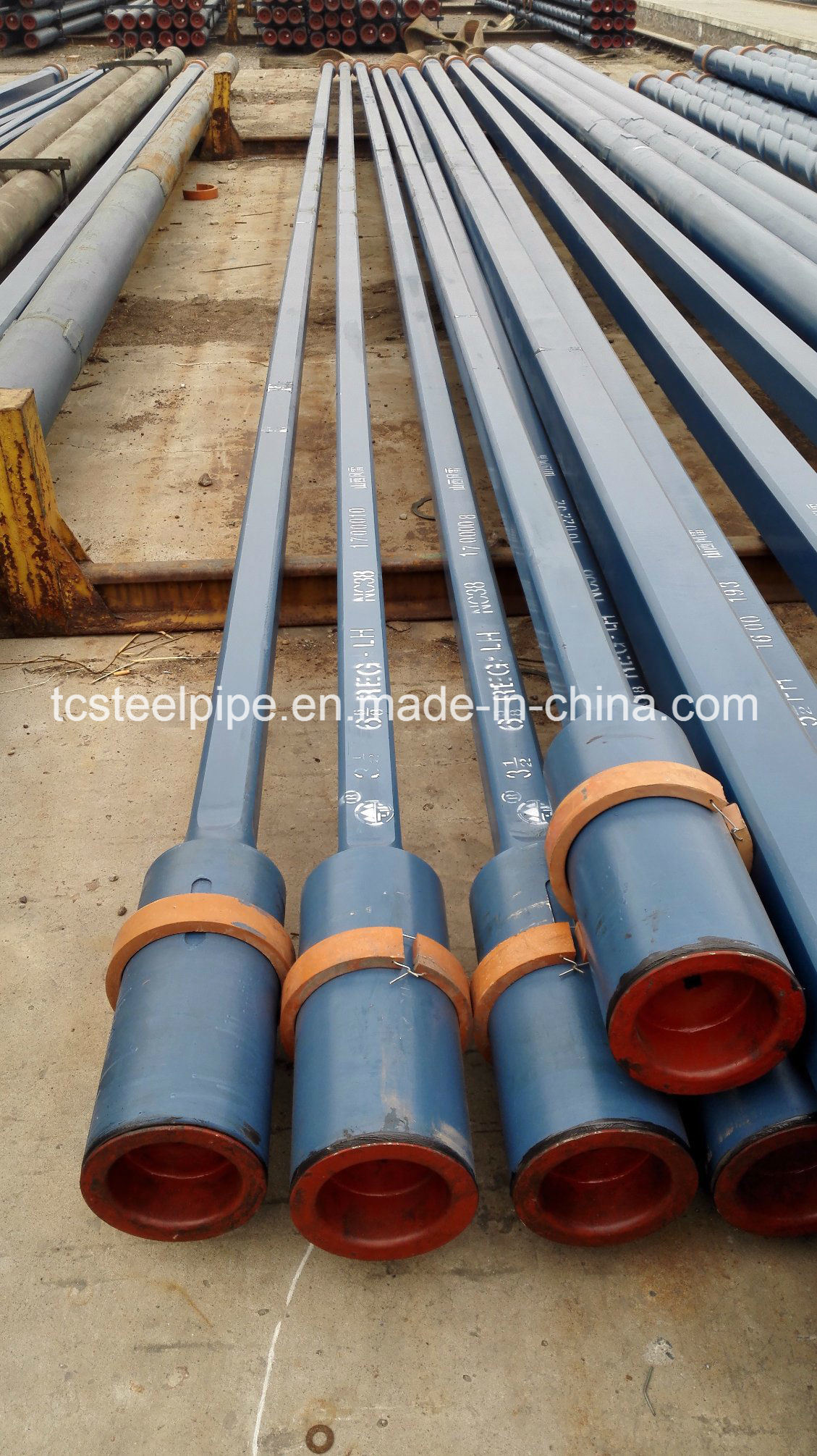 API 7-1 Kelly Drill Pipe &Tool Joint &Nc 50 Drilling Pipe pictures & photos