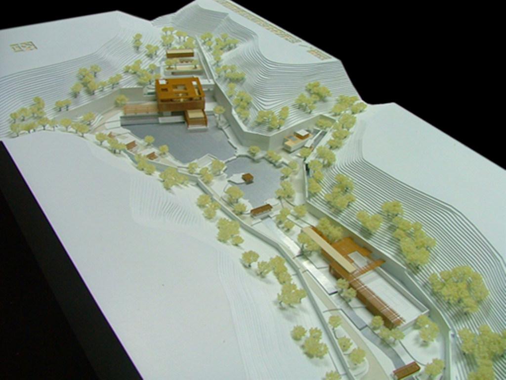 China Architectural Landscape Planning Model Making Jw 357 China Architectural Model Making Commercial Models
