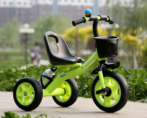 China Baby Trike Pedicab Kids Tricycle Baby Stroller Tricycle with CE
