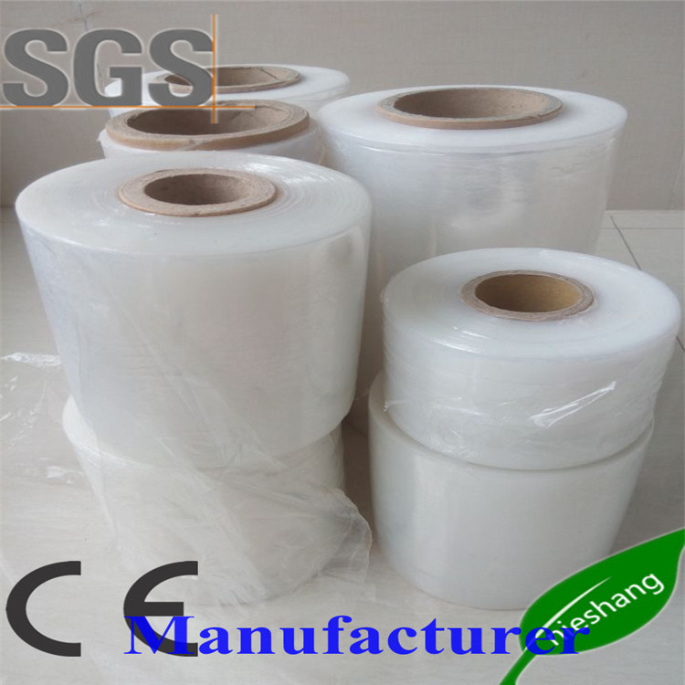 17mic Transparent/Clear Plastic Wrapping Film Hand Use LLDPE Stretch Film pictures & photos
