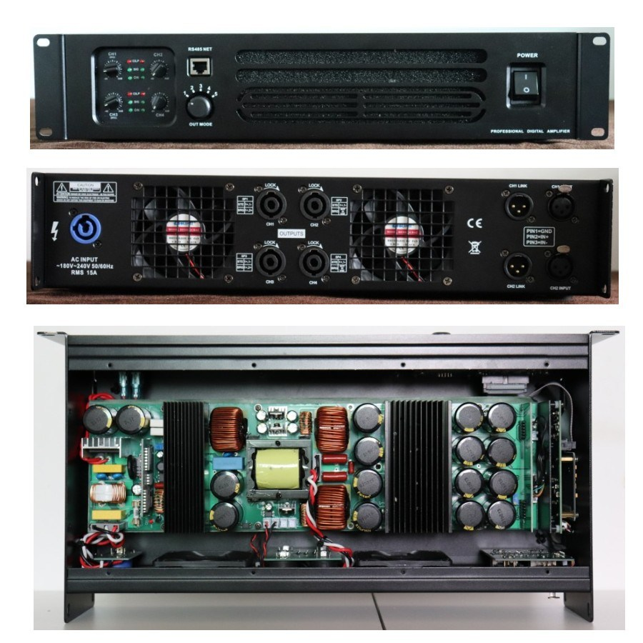 Wholesale Used Power Amp - Buy Reliable Used Power Amp from Used