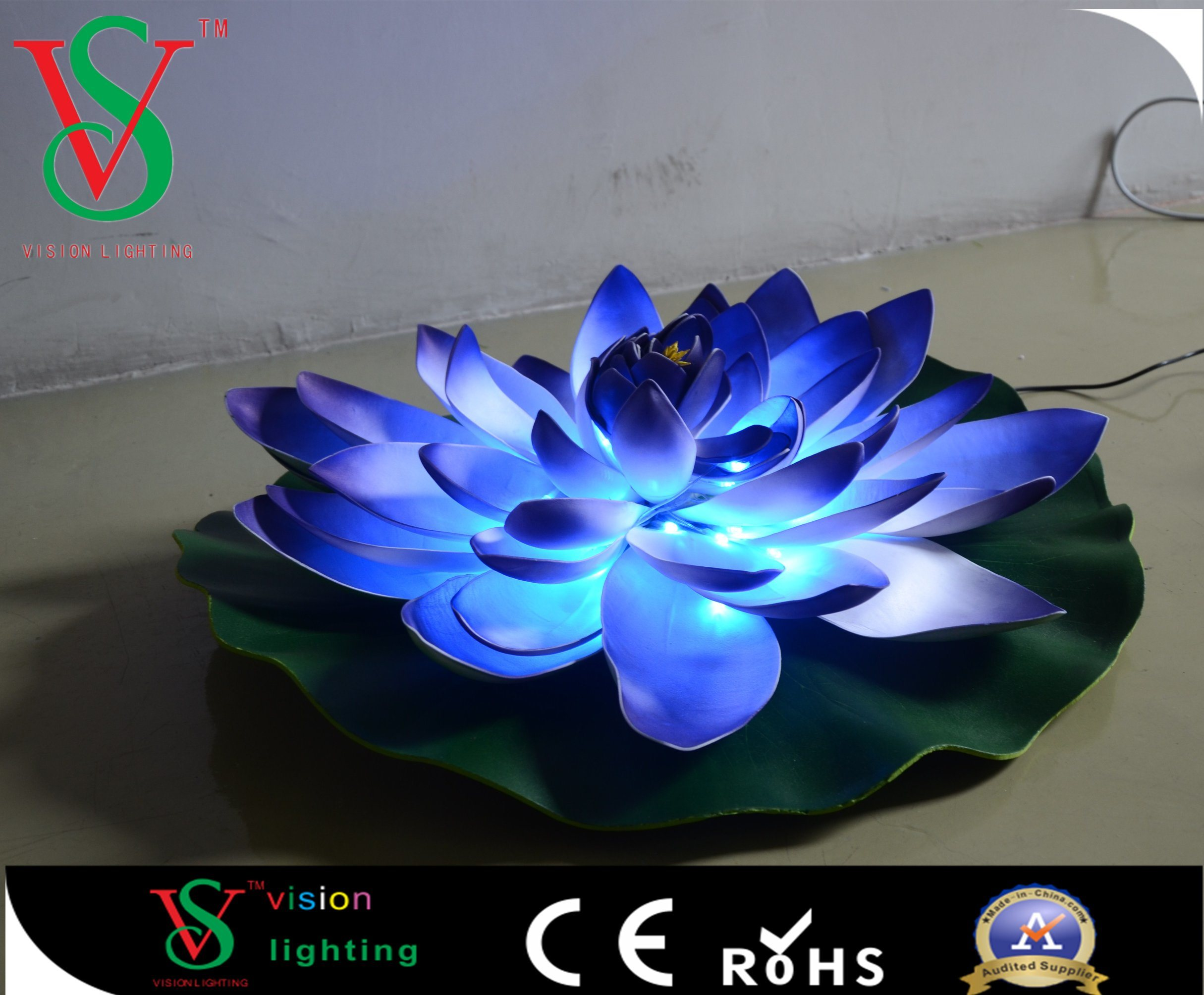China fancy garden light artificial led lotus flower light photos fancy garden light artificial led lotus flower light izmirmasajfo