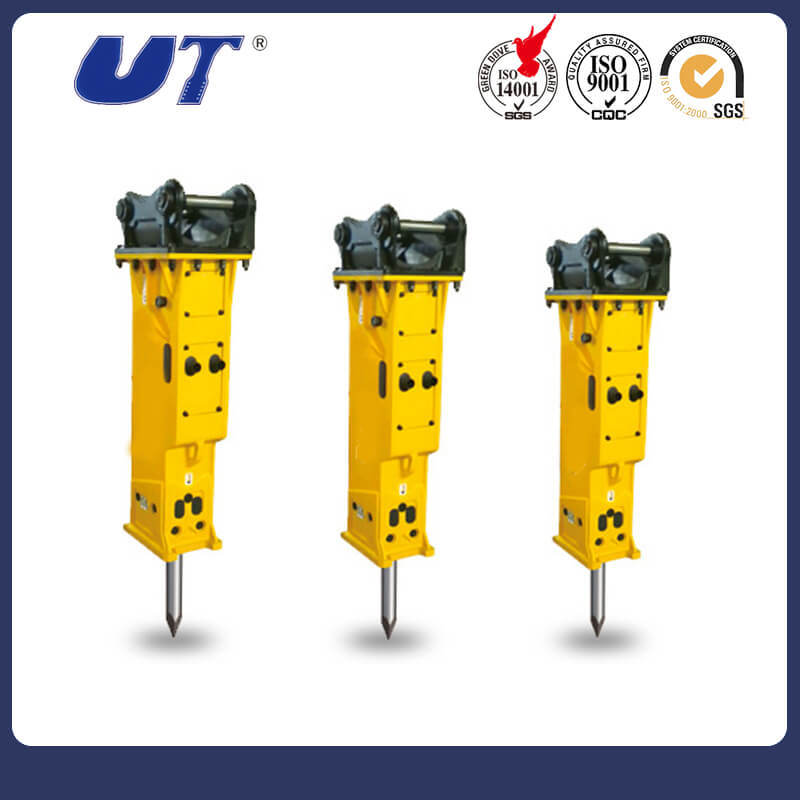 Top Type Hydraulic Impact Rock Breaker Hammer pictures & photos