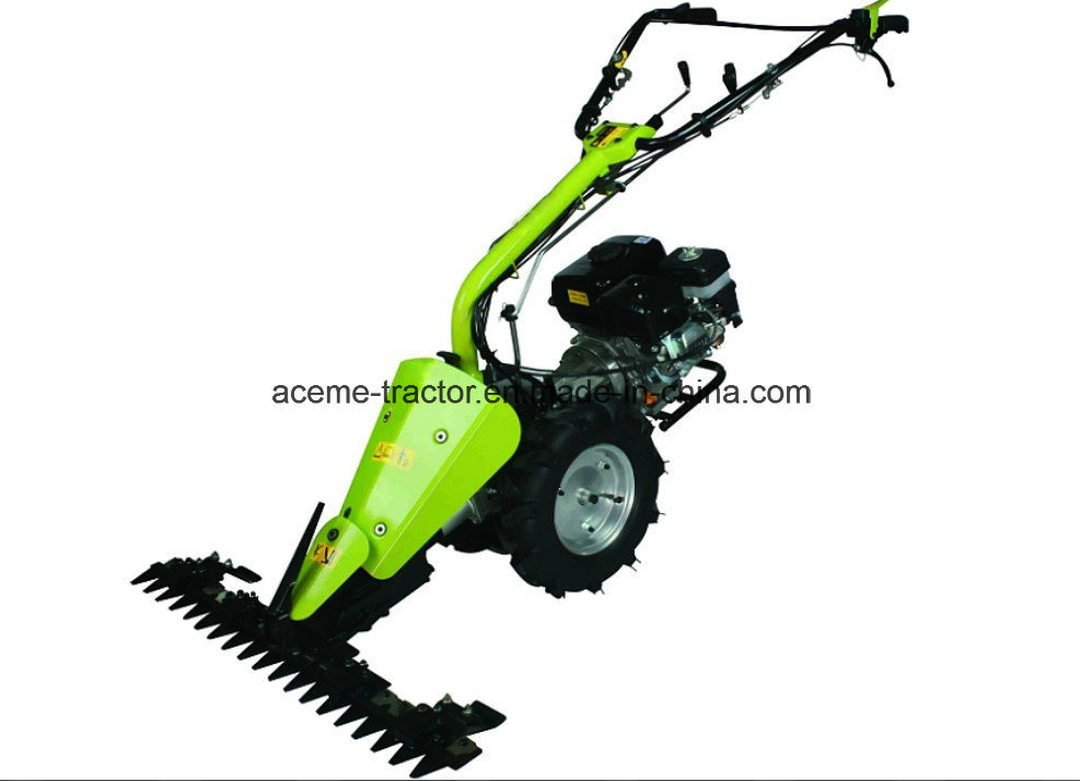 China Gasoline 6 5HP Loncin Sickle Bar Mower with 97cm