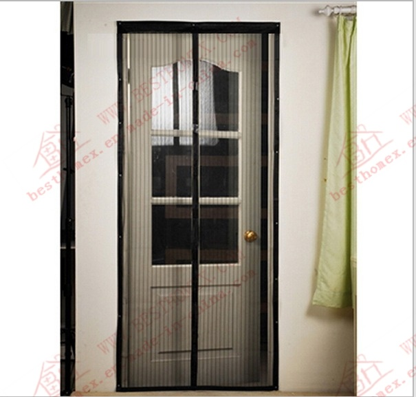 DIY Magnetic Mosquito Screen for Windows and Doors (BHN-M04) pictures & photos