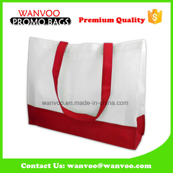 Promotional Eco Friendly Cotton Canvas Lady Tote Handbags pictures & photos